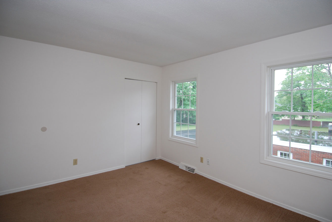 Bedroom - 2 Bedroom Townhouse, Wellington Terrace, Manchester NH